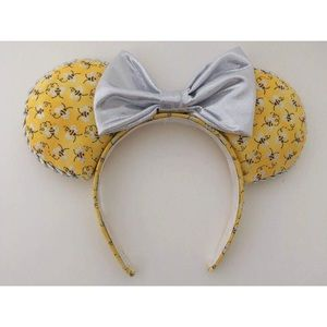 Bumble bee Mickey ears
